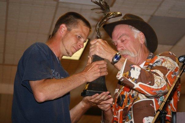 2008 Edeiken Award - John Barresi