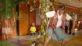 2011 Borneo - Party like a Headhunter (photo by Chua Lin)