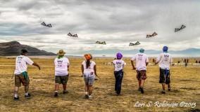 2013 Antelope Island - iQuad Flight