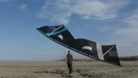 Axel Study 2015 - John Barresi (quad kite flying)