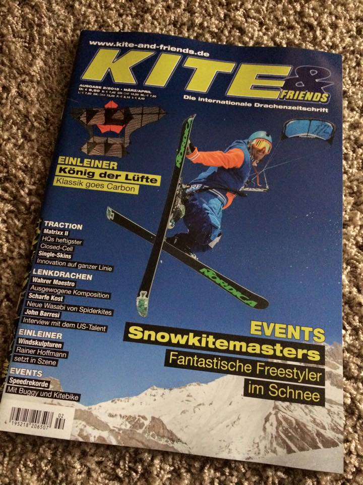 Kite & Friends - Mar/Apr 2015