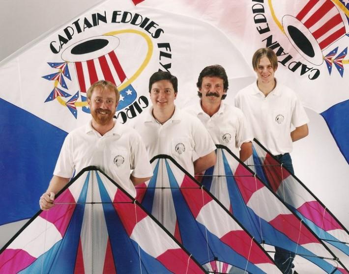 1997 CEFC - What a Circus