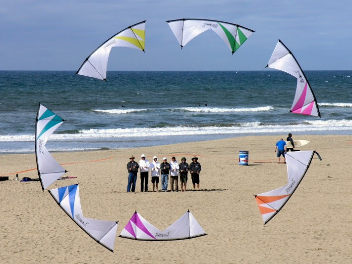 2007 Kite Party - iQuad