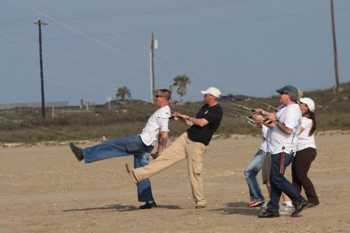 2012 SPIKF - iQuad kicks it!