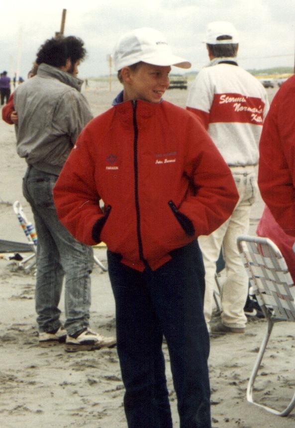 1991 NWSKC - John Barresi (age 16)